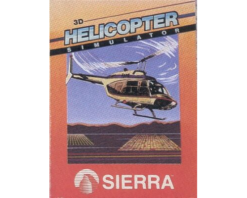 3D Helicopter Simulator