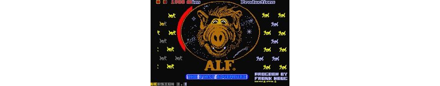 Alf : The First Adventure