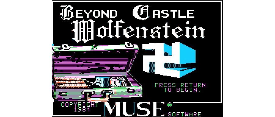 Beyond the Castle Wolfenstein