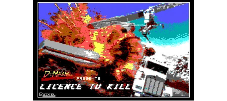 007 License to Kill